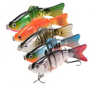swimming lures