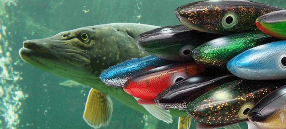Best Summer Pike Lures