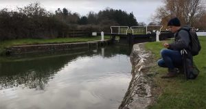 locks should be targeted for pike on a canal