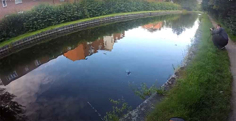 Rat Lures fishing for Pike on Canals