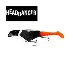 Headbanger Shad Lure Suspending 22cm